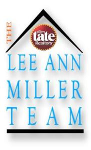 Lee Ann Miller Team Logo w/Tate